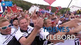 Arranger tidenes julebord uten penger: Få hjelp av Sykkel-VM i Bergen