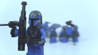 7914 Lego Star Wars Mandalorian Battle Pack Review