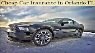 Get Now Cheap Car Insurance in Orlando FL