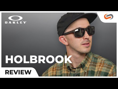 Oakley Holbrook Sunglasses Review || SportRx