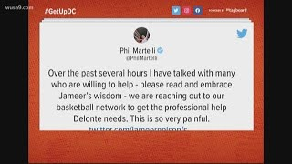 Former NBA star Delonte West seen being beaten in disturbing video