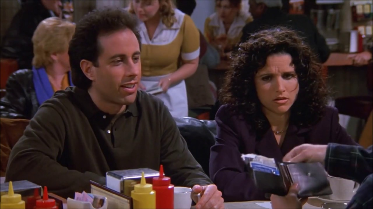 Seinfeld - The Wallet and the Carryall