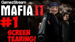 Victrix plays Mafia 2! #1 SCREEN TEARING!! Thumbnail