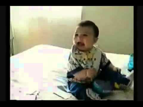video suara bayi ketawa lucu