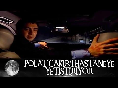 Polat Çakır'ı hastaneye yetiştiriyor -...