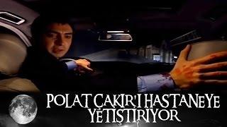 Polat Çakır 39 ı hastaneye yetiştiriyor Kurtlar Vadisi 44 Bölüm