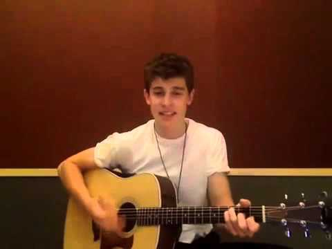 Shawn Mendes - One Of Those Nights (YouNow July 27, 2014)