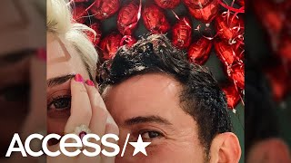 Katy Perry & Orlando Bloom Got Engaged On Valentine's Day! | Access