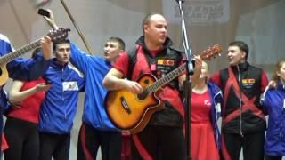 видео: Снежный десант 2017 Аквилон Алтайский край, Завьяловский район