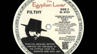 Egyptian Lover   Green Onions   Vinyl Thumbnail