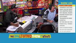 Dan Le Batard vomits on air from Stugotz eating photo | Dan Le Batard Show | ESPN