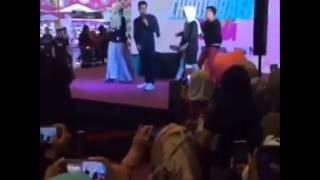 Karnival ThrowBaek Drama-Dia Semanis Honey( Alif And Nana)