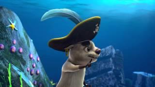 Олли и сокровища пиратов - Trailer