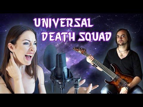 Epica - Universal Death Squad (The Holographic Principle) Minniva feat Quentin Cornet COVER