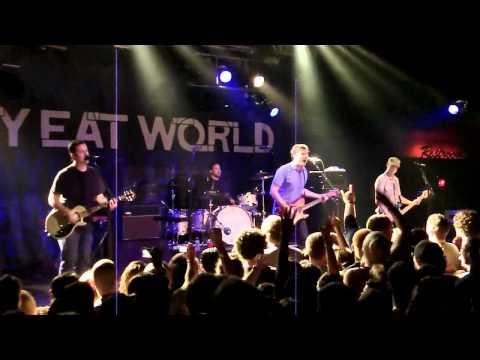 Jimmy Eat World - Work (LIVE HD)