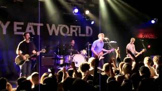 Jimmy Eat World - Work (LIVE HD)