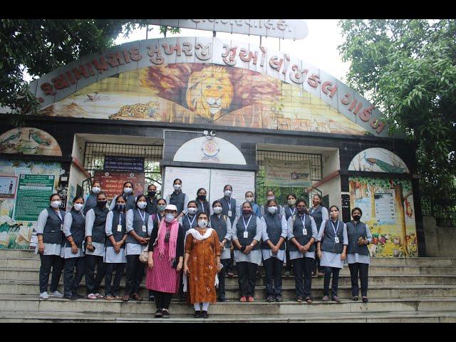 Virtual ZOO visit  Gujarati Medium Std. 1 to 5