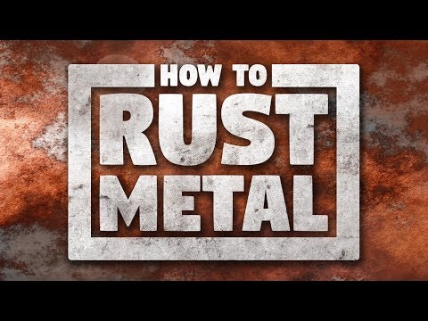 How to Rust Metal