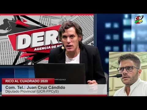 Juan Cruz Cándido: Con Perotti se perdieron 5 mil puestos de trabajo