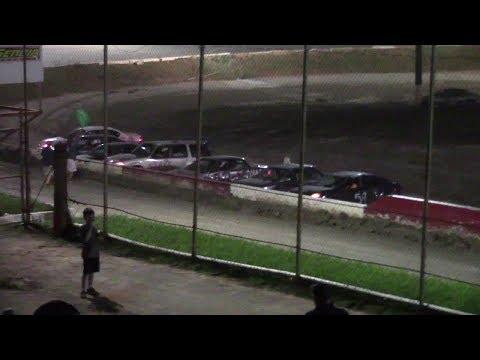 Senoia Raceway Demolition  Derby 8/4/18