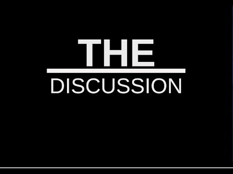 The Discussion episode 1 (Ariana Grande Tribute, Evergreen State Controversy)