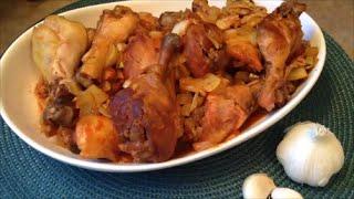 (slow Cooker) Honey Garlic Chicken Legs - Rise Wine & Dine - Episode 95