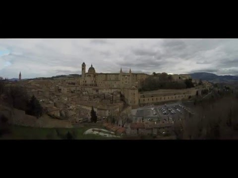 provincia di Pesaro e Urbino in 4k