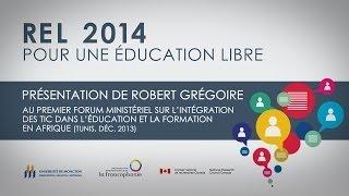 Un cours en ligne ouvert et massif portant sur les Ressources Éducatives Libres