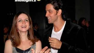 HRITHIK AND SUSSANNE: THE PERFECT MATCH