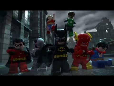 Trailer do filme Lego Batman: O Filme - Super Heróis se Unem