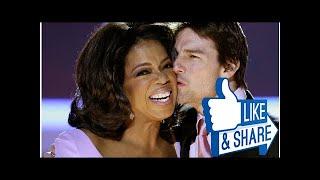 La verdadera historia detrás de la escena de Tom Cruise en el sofá de Oprah