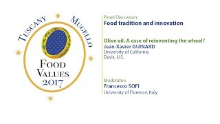 Food Tradition and Innovation - Olive oil. A case of reinventing the wheel?