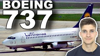 Die BOEING 737! (100 - 300) AeroNewsGermany