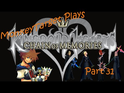 Kingdom Hearts Chain Of Memories Episode 31