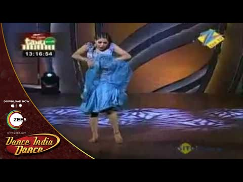 Dance Ke Superstars May 14 '11 - Alisha