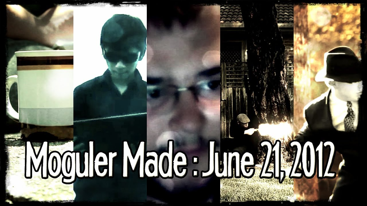 Moguler Made Short Films and a Youtube Live Streaming Workaround! : Moguler Made: June 21, 2012