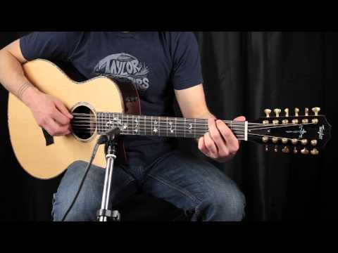 Taylor 956ce Custom 12 String Review
