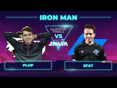 Plup vs SFAT - Iron Man Quarterfinals - Smash Summit 7
