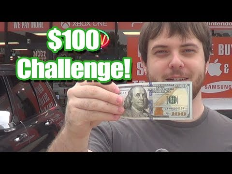 Download Youtube: The $100 Challenge