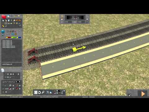 Train Simulator 2016 - Route Building - #1 Introduction