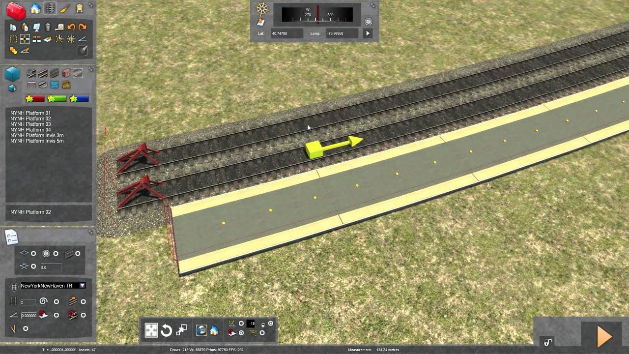 Build The Metro Game