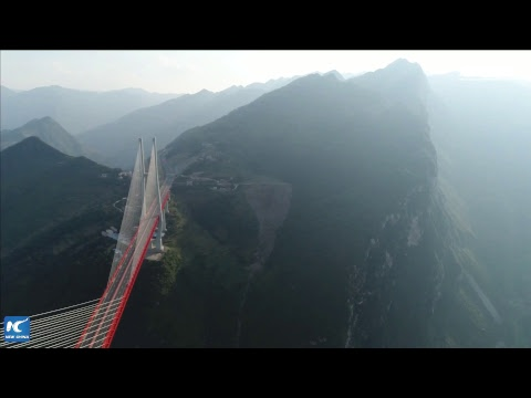 LIVE: Driving above clouds! Why build world's highest bridge