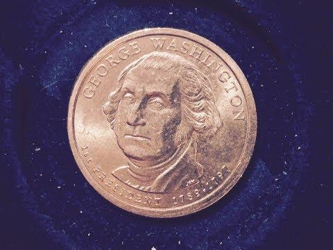 2007: George Washington Dollar Coin