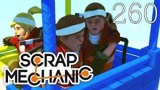 🔥 Scrap Mechanic [#260] RANDKA KRYSTIANA I ANDRZEJA! GŁUPOTY!