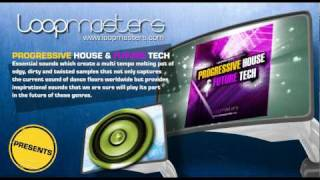 Progressive House Samples and Royalty Free Producer Sounds by Loopmasters