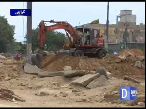Karachi: Board Office flyover to be knocked down
