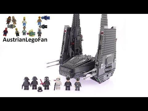Lego Star Wars 75104 Kylo Ren´s Command...