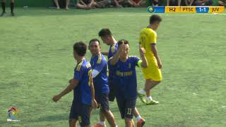 Highlight FC PTSC Thanh Hóa vs FC Juventus [Vòng 3 - TH League S2 2018]
