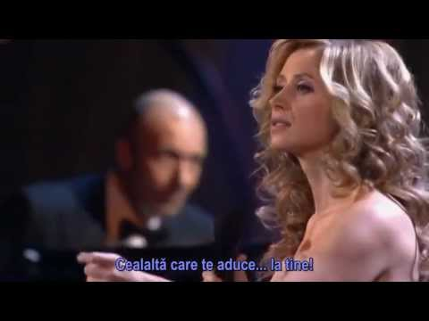Lara Fabian & Igor Krutoy _ Demain n'existe pas [subtitrat română]