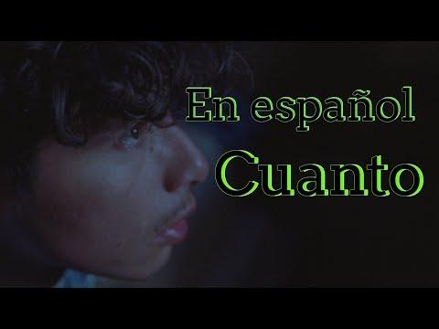 A. Chal / Cuánto / En español / English